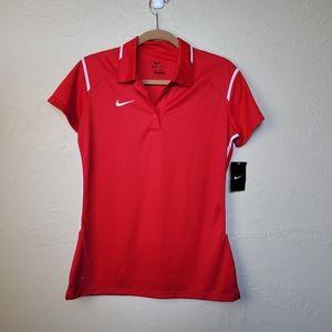 Nike Dri-Fit Polo Woman's Top